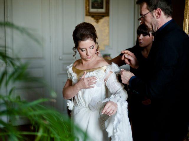 Le mariage de Fabien et Clémence à Gisors, Eure 7