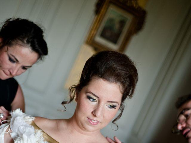 Le mariage de Fabien et Clémence à Gisors, Eure 8