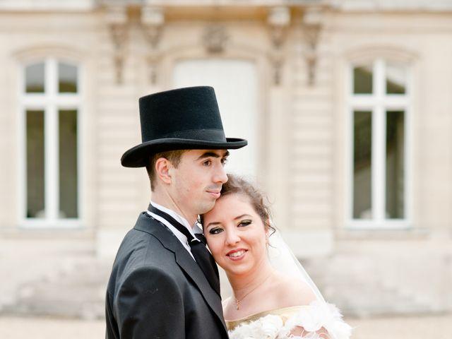 Le mariage de Fabien et Clémence à Gisors, Eure 18