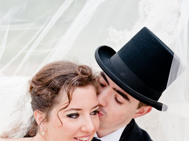 Le mariage de Fabien et Clémence à Gisors, Eure 20