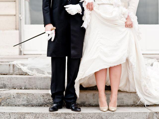 Le mariage de Fabien et Clémence à Gisors, Eure 21