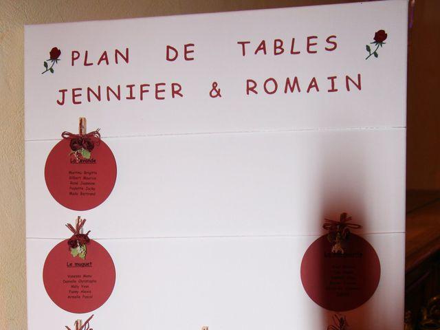 Le mariage de Jennifer et Romain à Voves, Eure-et-Loir 44