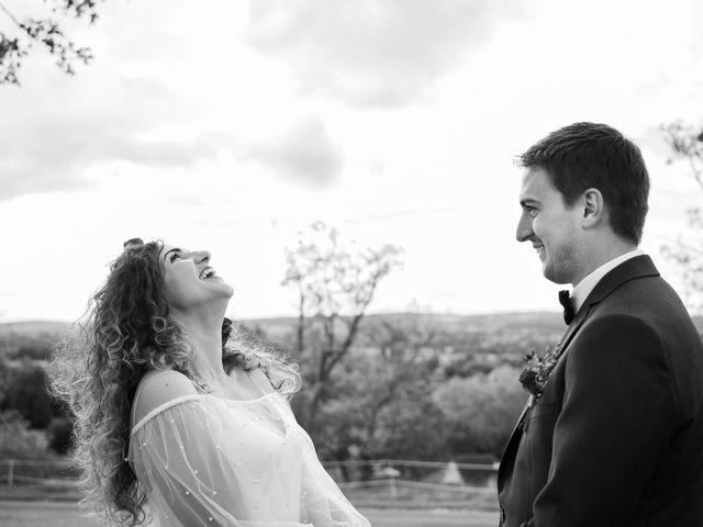 Le mariage de Pierre et Margaux à Cormatin, Saône et Loire 10