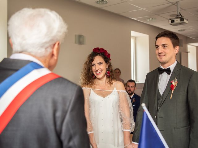 Le mariage de Pierre et Margaux à Cormatin, Saône et Loire 21