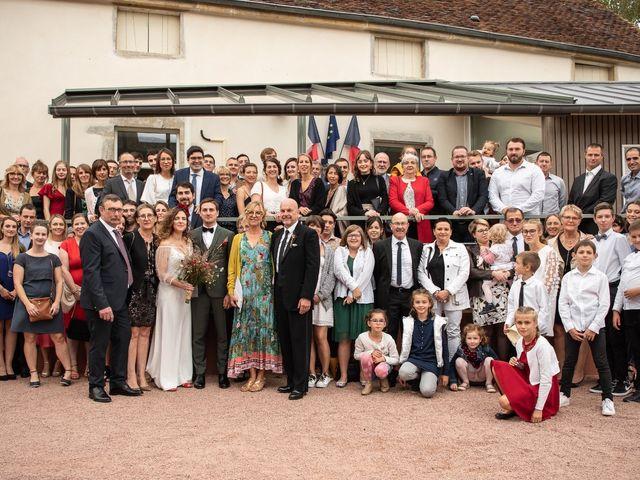 Le mariage de Pierre et Margaux à Cormatin, Saône et Loire 27