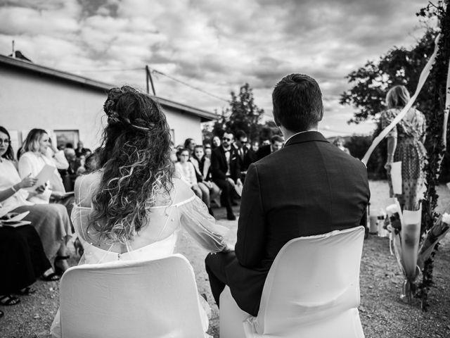 Le mariage de Pierre et Margaux à Cormatin, Saône et Loire 42