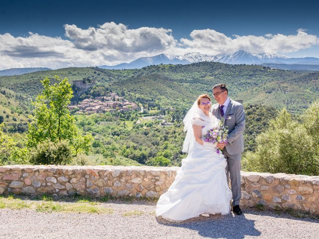 Le mariage de Pascal et Marie-Michèle à Canohès, Pyrénées-Orientales 18