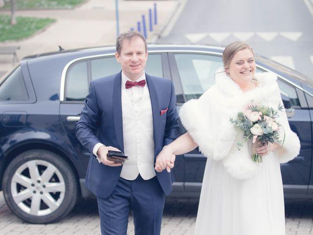 Le mariage de Geoffroy et Christelle à Cormeilles-en-Parisis, Val-d'Oise 7