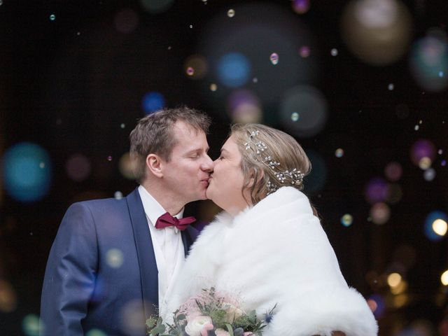 Le mariage de Geoffroy et Christelle à Cormeilles-en-Parisis, Val-d'Oise 8