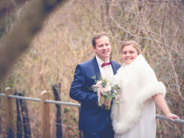 Le mariage de Christelle et Geoffroy