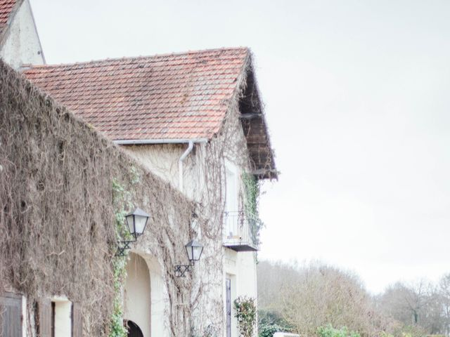 Le mariage de Geoffroy et Christelle à Cormeilles-en-Parisis, Val-d'Oise 10