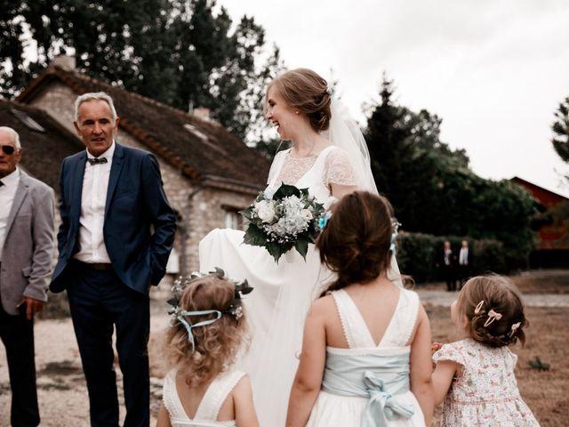 Le mariage de Guillaume et Sophie à Rennemoulin, Yvelines 32