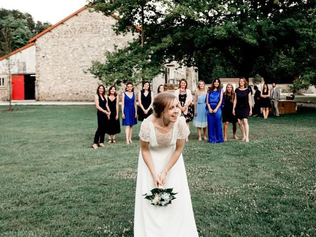 Le mariage de Guillaume et Sophie à Rennemoulin, Yvelines 89