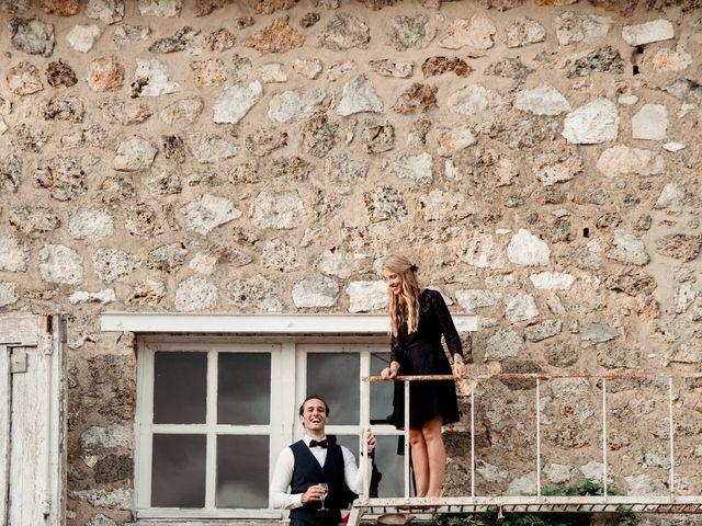 Le mariage de Guillaume et Sophie à Rennemoulin, Yvelines 93