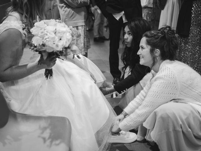 Le mariage de Emmanuel et Justine à Pommiers, Rhône 6