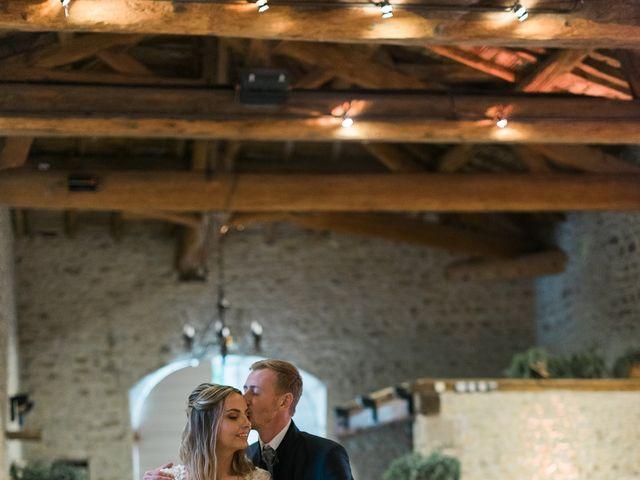 Le mariage de Emmanuel et Justine à Pommiers, Rhône 16