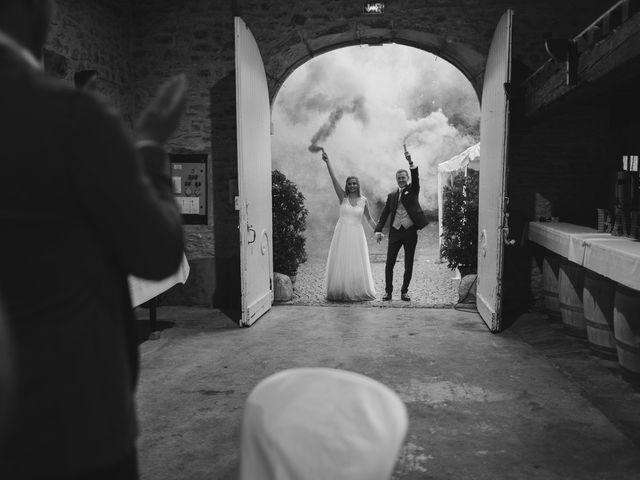 Le mariage de Emmanuel et Justine à Pommiers, Rhône 26