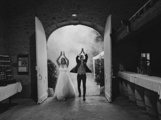 Le mariage de Emmanuel et Justine à Pommiers, Rhône 27
