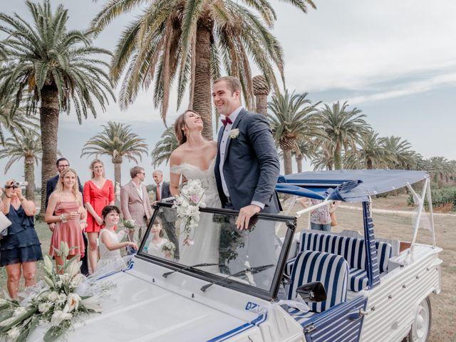 Le mariage de George et Nadège à Toulon, Var 14