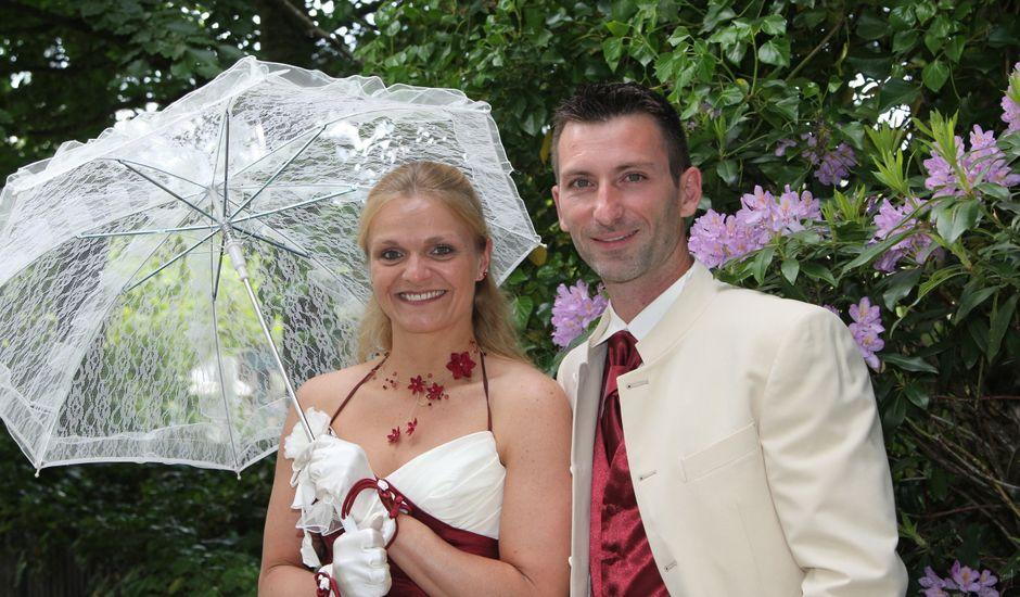 Le mariage de Jennifer et Romain à Voves, Eure-et-Loir