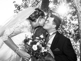 Le mariage de Flora et Ladislas