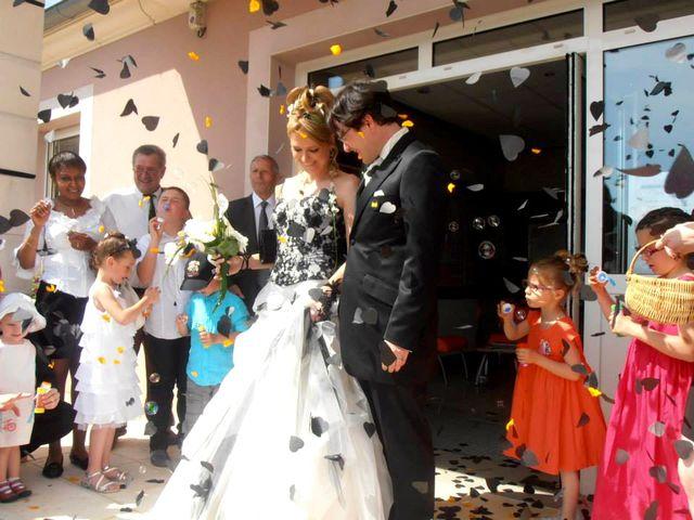 Le mariage de Julie et Manou à Villette-lès-Dole, Jura 13