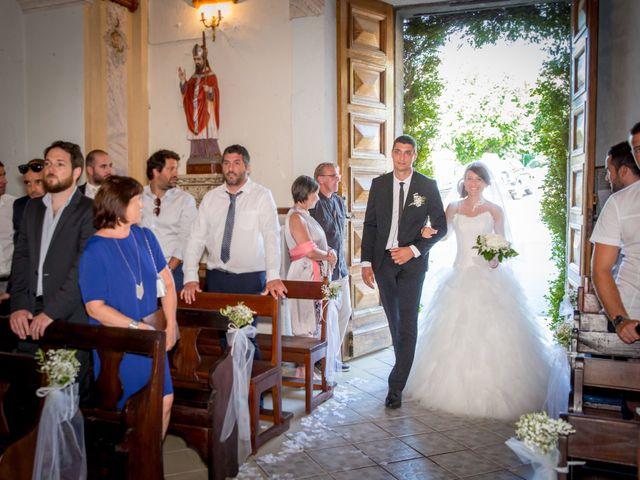 Le mariage de Nicolas et Alice à Rutali, Corse 33