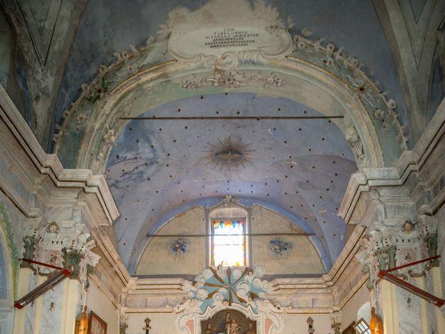 Le mariage de Nicolas et Alice à Rutali, Corse 34