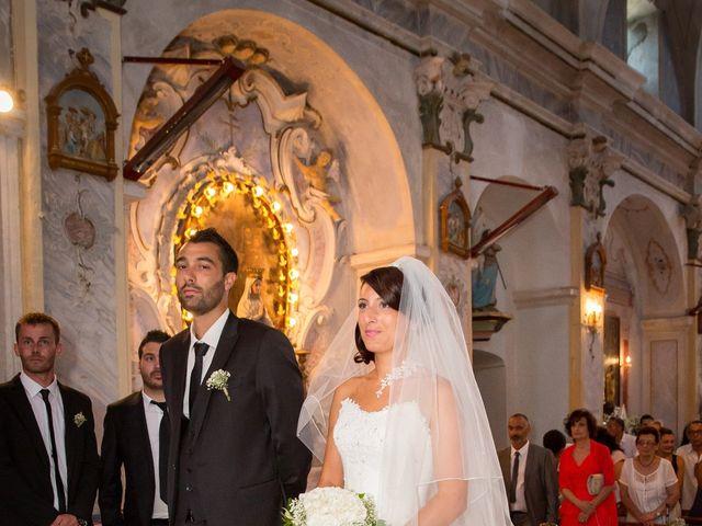 Le mariage de Nicolas et Alice à Rutali, Corse 35