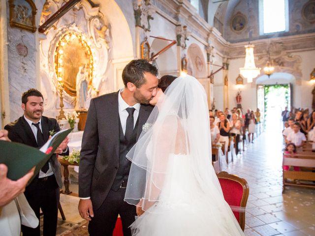 Le mariage de Nicolas et Alice à Rutali, Corse 40