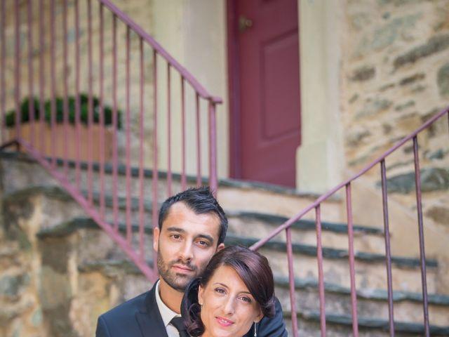 Le mariage de Nicolas et Alice à Rutali, Corse 43