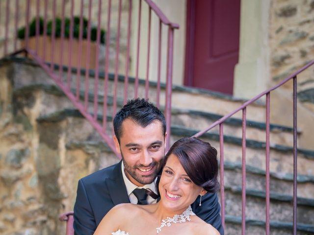 Le mariage de Nicolas et Alice à Rutali, Corse 44