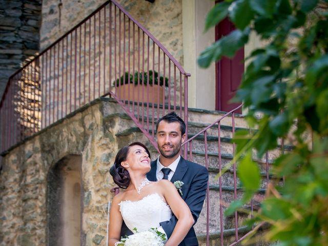 Le mariage de Nicolas et Alice à Rutali, Corse 45