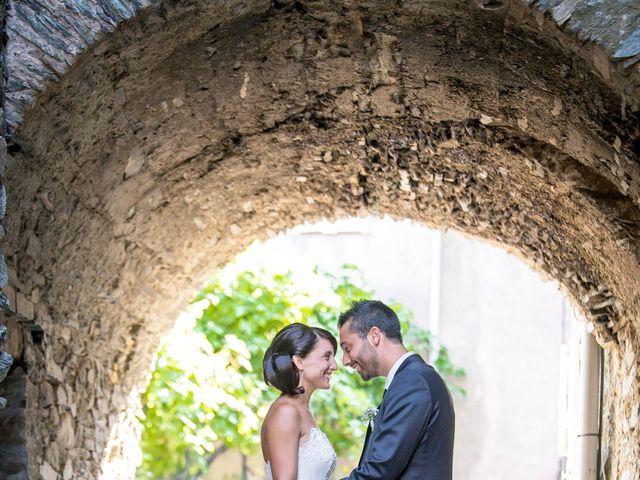 Le mariage de Nicolas et Alice à Rutali, Corse 47