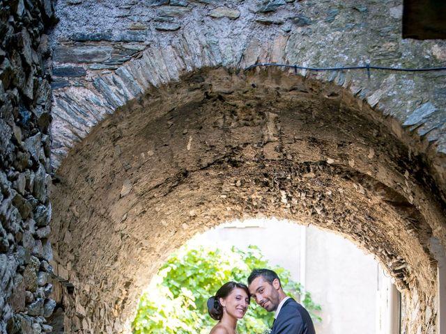 Le mariage de Nicolas et Alice à Rutali, Corse 48