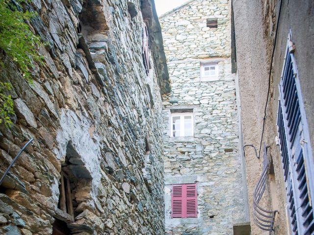 Le mariage de Nicolas et Alice à Rutali, Corse 50