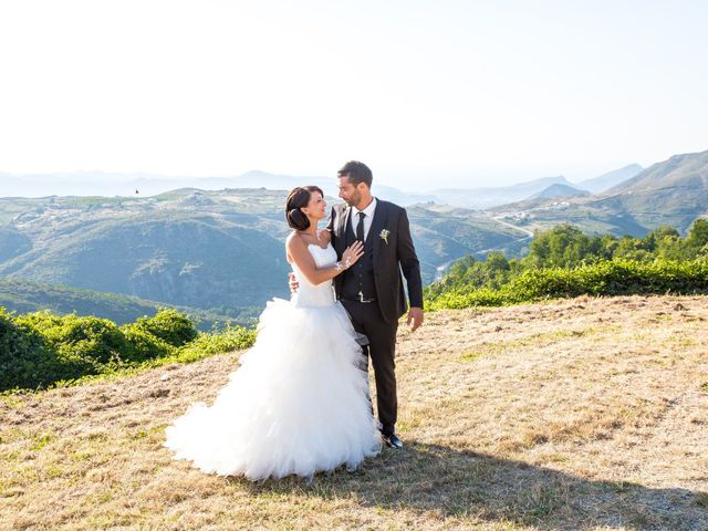 Le mariage de Nicolas et Alice à Rutali, Corse 51