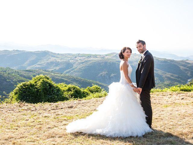 Le mariage de Nicolas et Alice à Rutali, Corse 53