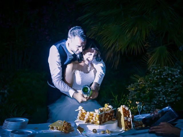 Le mariage de Nicolas et Alice à Rutali, Corse 83