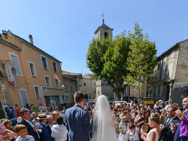 Le mariage de Ladislas et Flora à Pierrelatte, Drôme 20