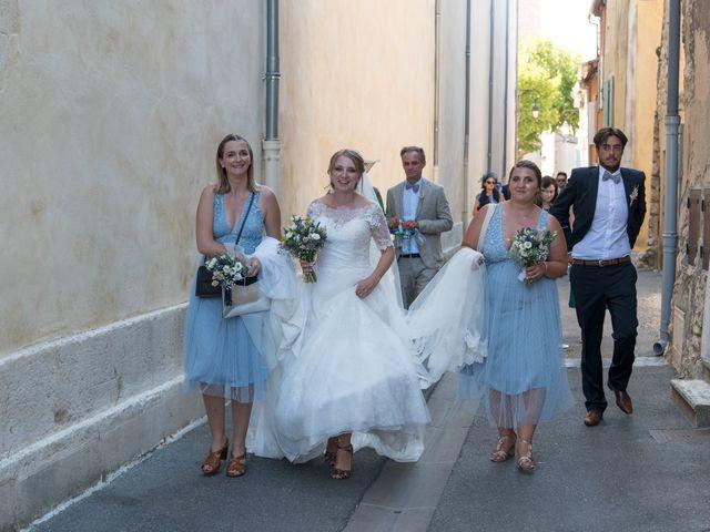 Le mariage de Ladislas et Flora à Pierrelatte, Drôme 21