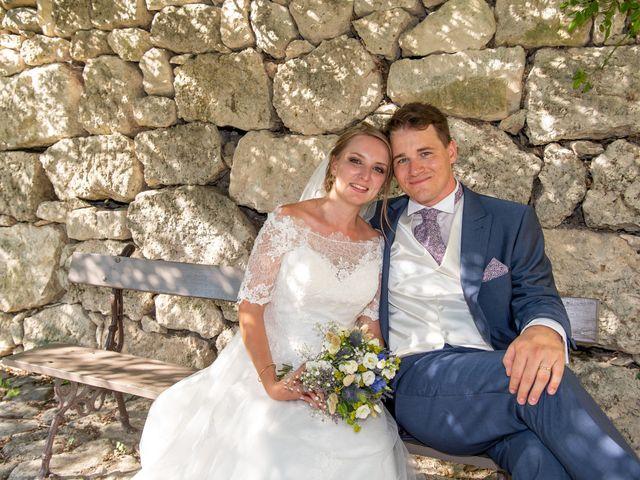 Le mariage de Ladislas et Flora à Pierrelatte, Drôme 25