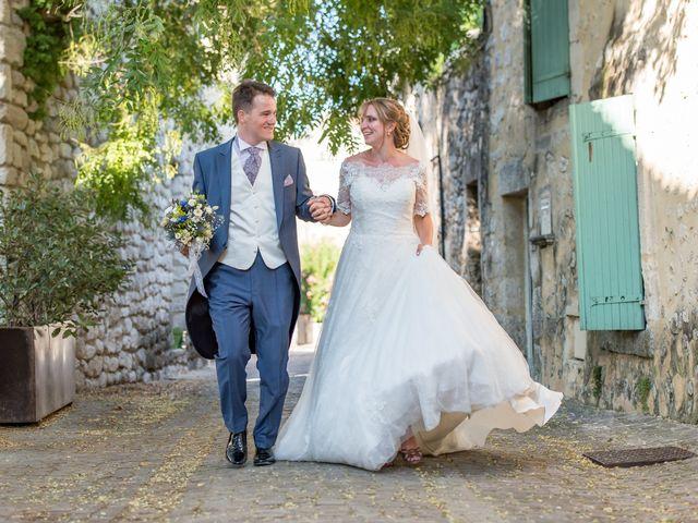 Le mariage de Ladislas et Flora à Pierrelatte, Drôme 27