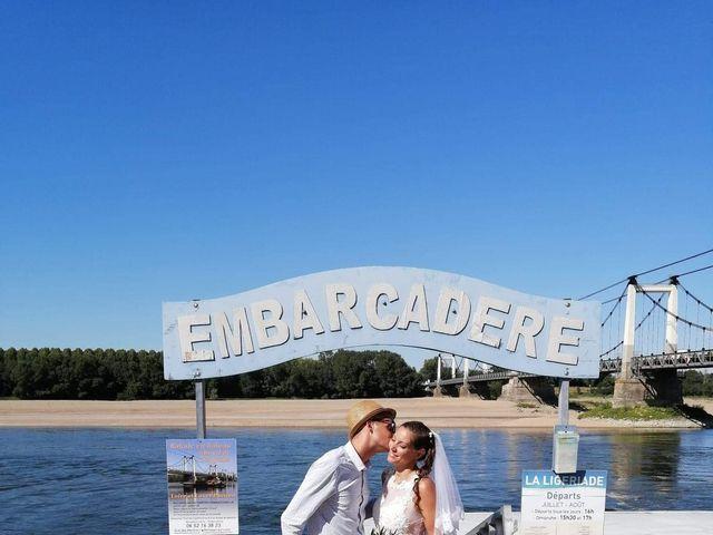 Le mariage de Thibault et Marianne à Saint-Georges-sur-Loire, Maine et Loire 4