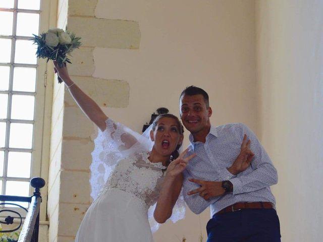 Le mariage de Thibault et Marianne à Saint-Georges-sur-Loire, Maine et Loire 9