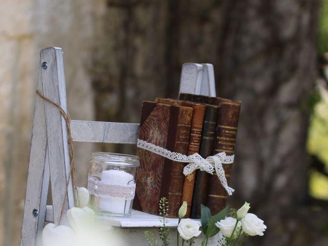 Le mariage de Guy et Doriane à Haux, Gironde 3
