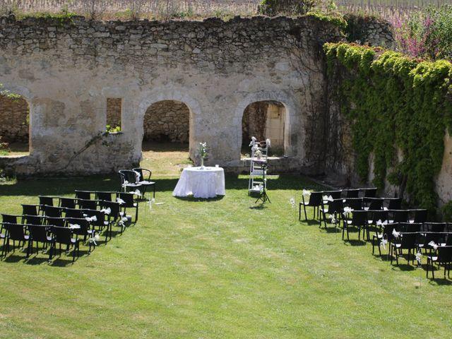 Le mariage de Guy et Doriane à Haux, Gironde 2