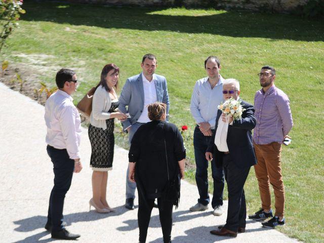 Le mariage de Guy et Doriane à Haux, Gironde 5