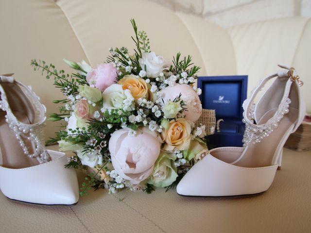 Le mariage de Guy et Doriane à Haux, Gironde 8