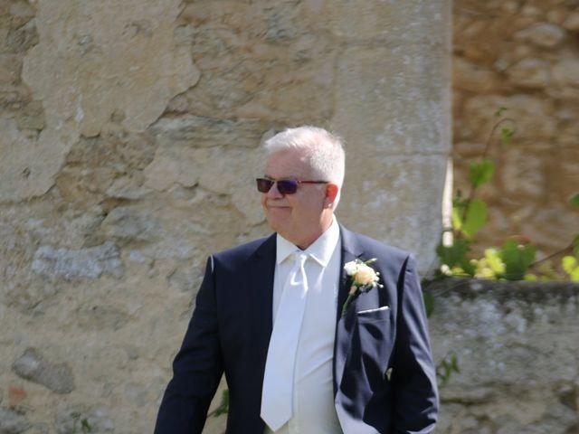 Le mariage de Guy et Doriane à Haux, Gironde 12